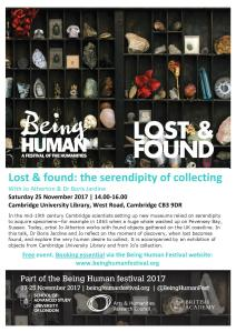 Being Human - When Lost becomes Found poster