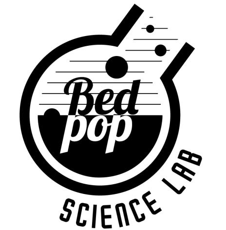 BedPop Science Lab logo