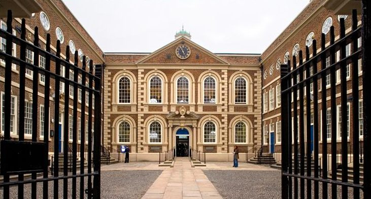 The Bluecoat Chambers, Liverpool (Image - visitliverpool.com)